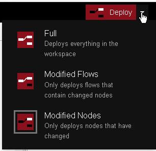 Deploy-flows