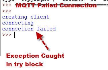 mqtt-failed-connection