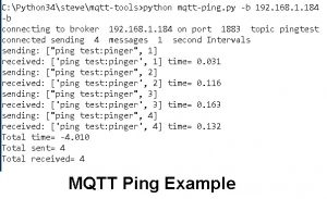 MQTT-Ping-Example