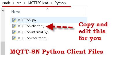 MQTT-SN-python-client-files