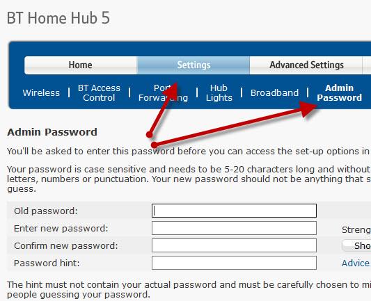 bt-hub-password