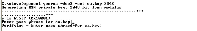 create-ca-key