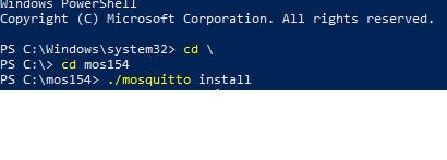 install-mosquitt-service-windows10