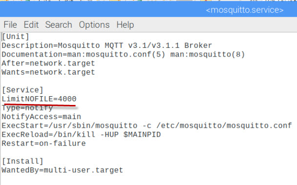 mosquitto-service