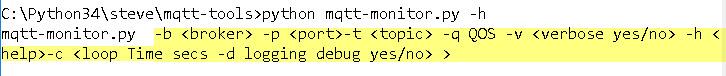mqtt-monitor-usage