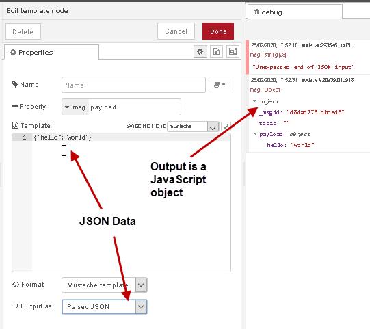 node-red-template-json