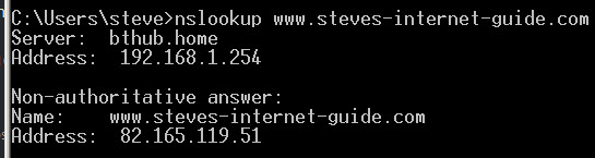 nslookup-command-prompt-use
