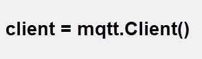 paho-mqtt-python-client