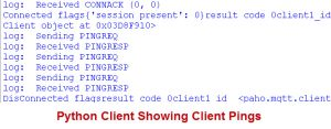 python-client-pings