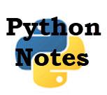 python-notes