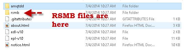 rsmb-directory