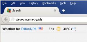 search-address-bar