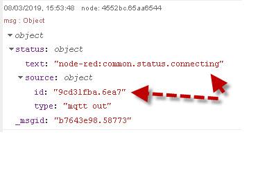 status-node-output