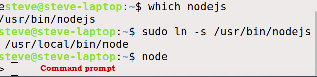 Installing and Starting Node-Red