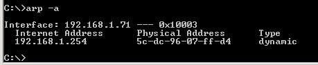 windows-network-command-arp